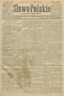 Słowo Polskie (wydanie poranne). 1906, nr488