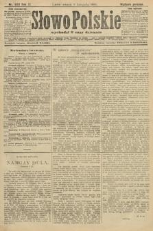 Słowo Polskie (wydanie poranne). 1906, nr503