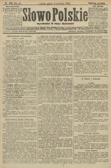 Słowo Polskie (wydanie poranne). 1906, nr559