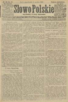 Słowo Polskie (wydanie popołudniowe). 1906, nr561