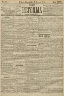 Nowa Reforma (numer popołudniowy). 1909, nr256