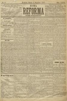 Nowa Reforma (numer popołudniowy). 1907, nr2