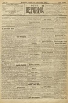 Nowa Reforma (numer poranny). 1907, nr3