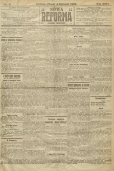 Nowa Reforma (numer poranny). 1907, nr5