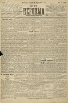 Nowa Reforma (numer popołudniowy). 1907, nr6