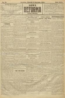 Nowa Reforma (numer poranny). 1907, nr11