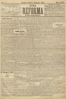 Nowa Reforma (numer popołudniowy). 1907, nr14