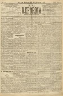 Nowa Reforma (numer popołudniowy). 1907, nr22