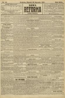 Nowa Reforma (numer poranny). 1907, nr35