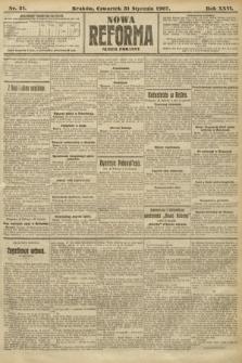 Nowa Reforma (numer poranny). 1907, nr51