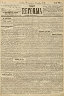 Nowa Reforma (numer popołudniowy). 1907, nr52