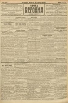 Nowa Reforma (numer poranny). 1907, nr57