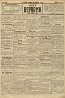 Nowa Reforma (numer poranny). 1907, nr59