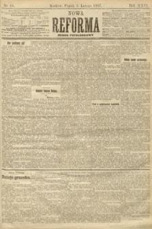 Nowa Reforma (numer popołudniowy). 1907, nr64