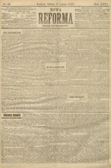Nowa Reforma (numer popołudniowy). 1907, nr66