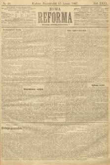 Nowa Reforma (numer popołudniowy). 1907, nr68