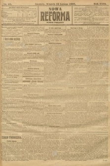 Nowa Reforma (numer poranny). 1907, nr69
