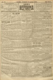 Nowa Reforma (numer poranny). 1907, nr79