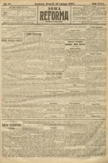 Nowa Reforma (numer poranny). 1907, nr81