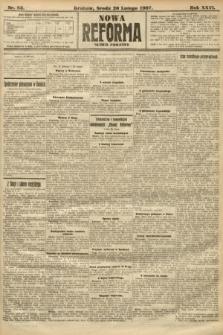 Nowa Reforma (numer poranny). 1907, nr83
