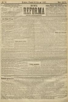 Nowa Reforma (numer popołudniowy). 1907, nr88
