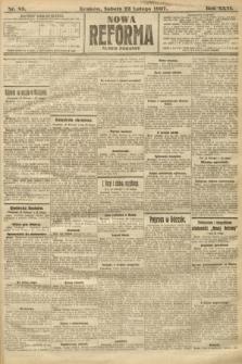 Nowa Reforma (numer poranny). 1907, nr89