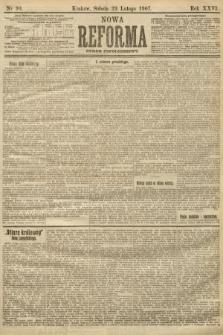 Nowa Reforma (numer popołudniowy). 1907, nr90