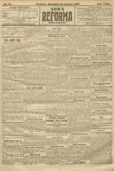 Nowa Reforma (numer poranny). 1907, nr91