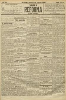 Nowa Reforma (numer poranny). 1907, nr93