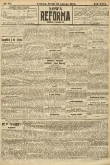 Nowa Reforma (numer poranny). 1907, nr95