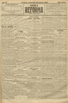 Nowa Reforma (numer poranny). 1907, nr97