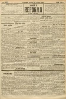 Nowa Reforma (numer poranny). 1907, nr99