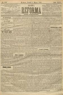 Nowa Reforma (numer popołudniowy). 1907, nr100