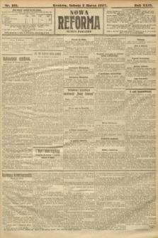 Nowa Reforma (numer poranny). 1907, nr101