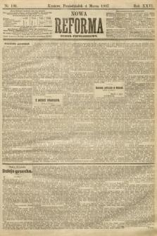 Nowa Reforma (numer popołudniowy). 1907, nr104