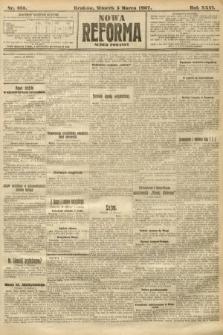 Nowa Reforma (numer poranny). 1907, nr105