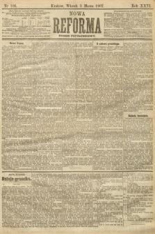 Nowa Reforma (numer popołudniowy). 1907, nr106