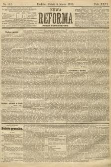 Nowa Reforma (numer popołudniowy). 1907, nr112