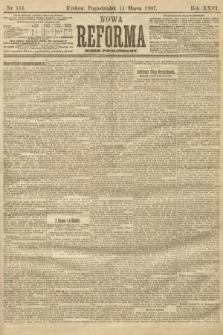 Nowa Reforma (numer popołudniowy). 1907, nr116