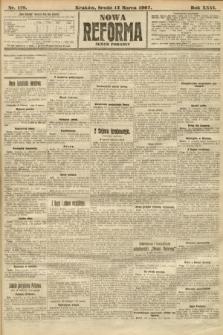 Nowa Reforma (numer poranny). 1907, nr119