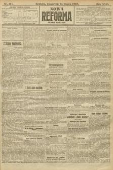 Nowa Reforma (numer poranny). 1907, nr121