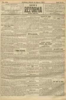 Nowa Reforma (numer poranny). 1907, nr123
