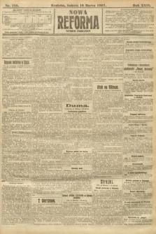 Nowa Reforma (numer poranny). 1907, nr125