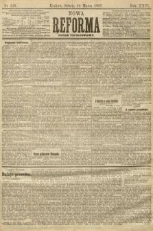 Nowa Reforma (numer popołudniowy). 1907, nr126