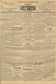 Nowa Reforma (numer poranny). 1907, nr129