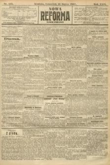 Nowa Reforma (numer poranny). 1907, nr133