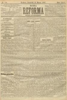 Nowa Reforma (numer popołudniowy). 1907, nr134