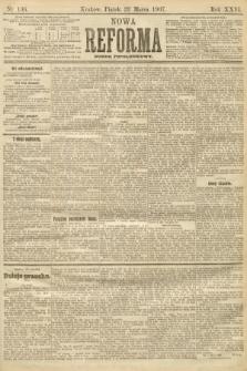 Nowa Reforma (numer popołudniowy). 1907, nr136
