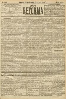 Nowa Reforma (numer popołudniowy). 1907, nr140