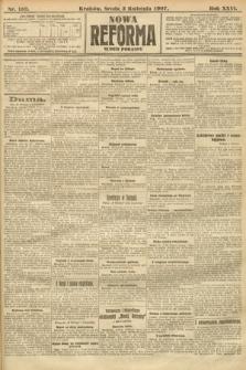 Nowa Reforma (numer poranny). 1907, nr152